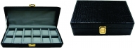 st-5245-watch-box-for-12-watches-croco-style